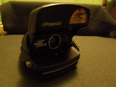 Polaroid One StepAuto Focus600  Film CameraWith Strap InGreat Condition