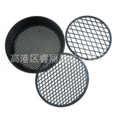 Takagi Soil Sieve Filter Mesh Coarse Fine set Stainless Gardening Bonsai 210 mm