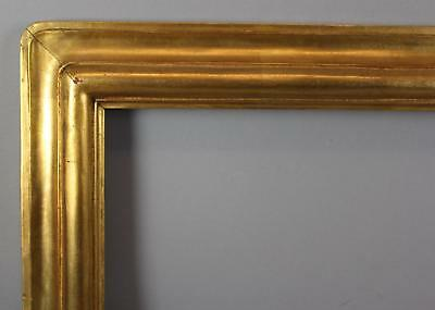 Antique Early 20thC Arts & Crafts Gold Gilt Newcomb Macklin Frame, NR