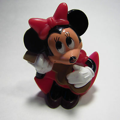 Vintage Disney Minnie Mouse Playing a Guitar 1986
