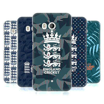 England And Wales Cricket Board 2018/19 Crest Patterns Case For Htc Phones 1