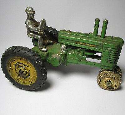John Deere Tractor Toy Antique / Vintage - Collectable - Amazing Finds