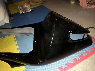 Yamaha YZF R1 2000-2001 '00-'01 Good used race raised tail fairing fiberglass