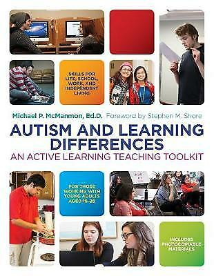Autism and Learning Differences, McManmon Ed.D., Michael P.