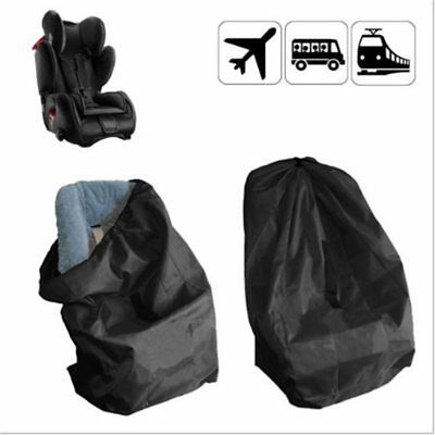 Portable Kid Child Baby Car Safety Seat Travel Carry Bag Dust Cover Protector UK