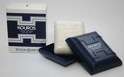 Ysl Kouros 150 Gr Perfumed Soap With Case