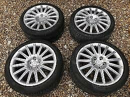 Maserati 3200 GT Assetto Corsa Wheels MWHE002 set of 4 and tyres BBS