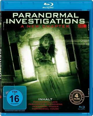 Paranormal Investigations - A New Chapter - Blu-ray