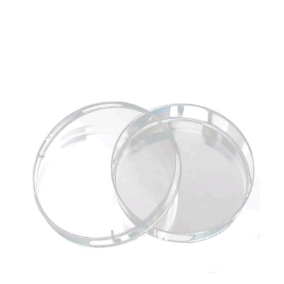 Petri Dish, Autoclavable Up To 160 Degrees, Special Hybrid Glass, 50x12mm 1 Pack
