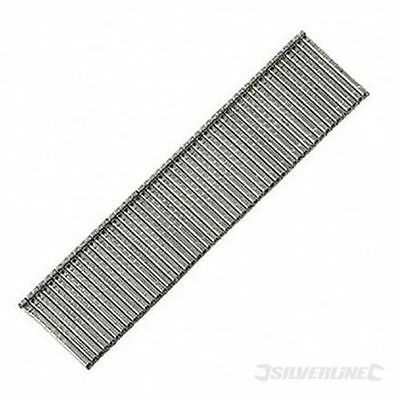 5000 Smooth Shank Galvanised Brad Nails 18 Gauge 10mm