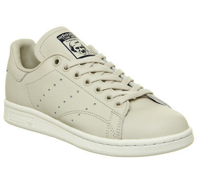 the latest 61827 95fea MENS ADIDAS STAN Smith Trainers Clear Brown White Trainers Shoes - EUR  86,90   PicClick IT