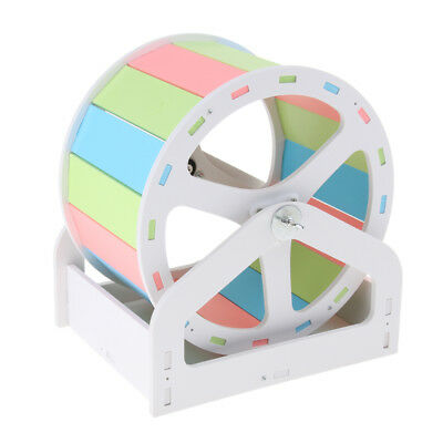 Guinea Pig Hamster Wheel Running Sports Round Wheel Hamster Exercise Toy