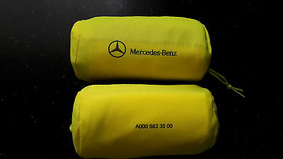 2 Warnwesten Original Mercedes * Neu