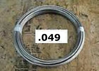 "100 Ft 1/4"" Tubing .250 X .049 316L Stainless Steel Tube"