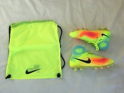 Nike Magista Obra II FG Gelb/Orange NOCKEN