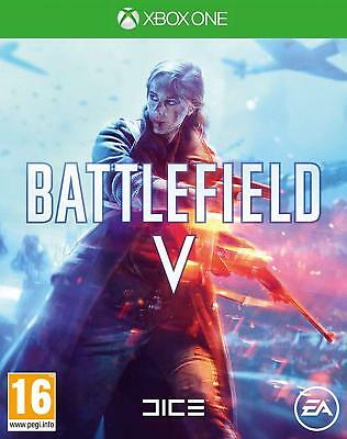 Battlefield V Xbox One XB1 - IN STOCK NOW - NEW/SEALED - UK PAL - Free UK P&P!
