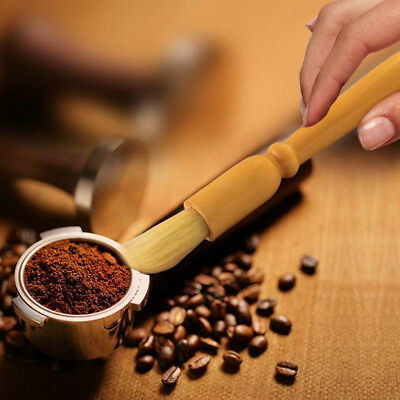 Espresso Coffee Machine Cleaning Brush Cleaner Craft Tools for Barista Make