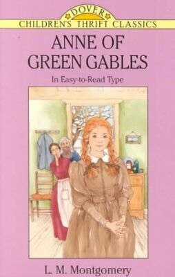 Dover Children's Thrift Classics: Anne of Green Gables No. 1 by L. M....