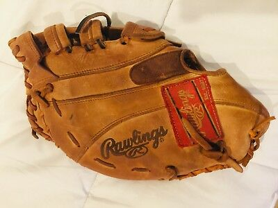Rawlings pro preferred prossc21 right hand throw first baseman glove. first base