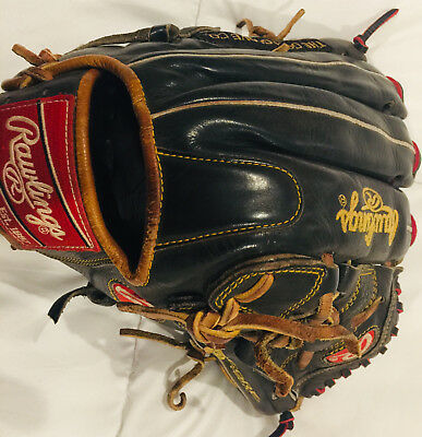 Rawlings heart of the hide dual core pro1175dc right hand throw glove