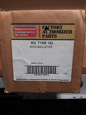 Carrier Bryant Air Conditioner Accumulator KH71KP162 3 In Stock