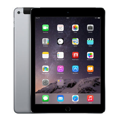 Apple iPad Air 2 - 128GB WiFi + Cellular 4G - Air 2 Tablet Spacegrey 2. Wahl