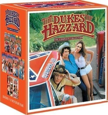 THE DUKES OF HAZZARD 1-7 1979-1985: COMPLETE Classic TV Season Series NEW DVD R1