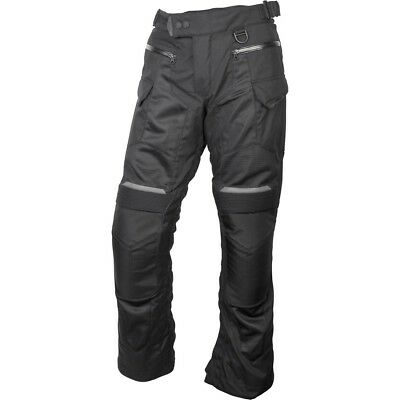 Scorpion Yuma Mens Textile Touring Pants Black