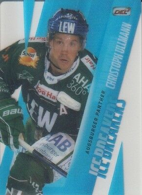 DEL  2018/19  18/19  Ice Breakers Christoph Ullmann IB01 Augsburger Panther