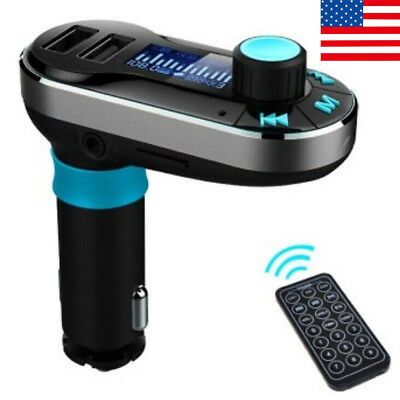 Wireless Bluetooth FM Transmitter MP3 Player Car Kit Charger For iPhone 6/6 Plus