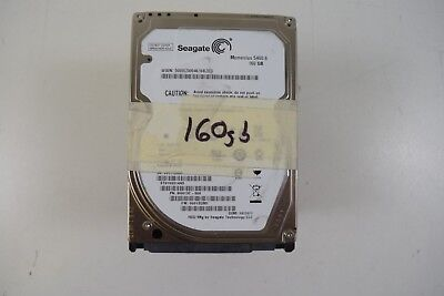 """Lot of 10) Seagate 160GB 2.5"""" SATA Laptop HDD (Mixed Thickness + Speed)"""