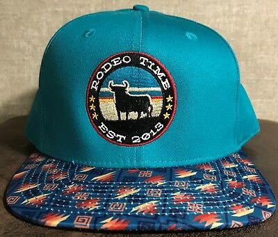 DALE BRISBY RODEO Time New Release Snapback Rodeo Cap -  25.99 ... 22a71d2c23db