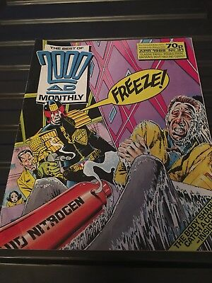 The Best Of 2000ad No31