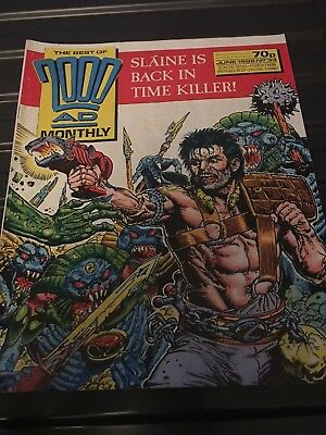 The Best Of 2000ad No33