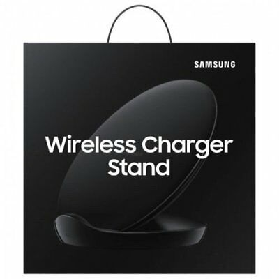 Samsung Qi Certified Fast Charge Wireless Charger Stand (2018 Edition)