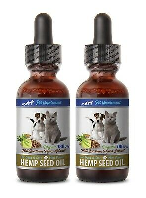 heart support dogs - HEMP SEED OIL 780MG FOR DOGS AND CATS 2B - dog hemp allergy