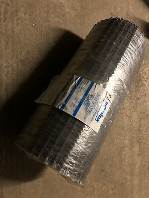 INTRALOX Gray Polyethylene Plastic Conveyor Belt