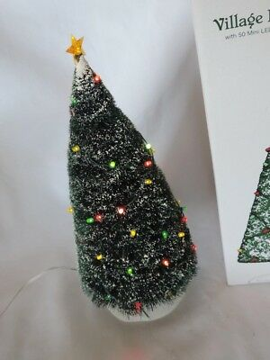 Department 56 - Village Lighted Town Tree