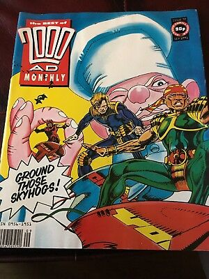 2000AD Monthly Sept 1992