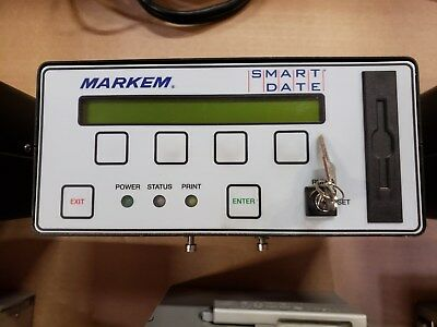 markem imaje Smart Date 2 &3 withcontrollers, print heads, serial cables, Keys