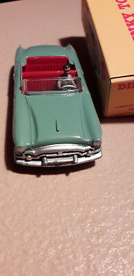 PACKARD CONVERTIBLE - Dinky Toys 132 - Meccano Made in England