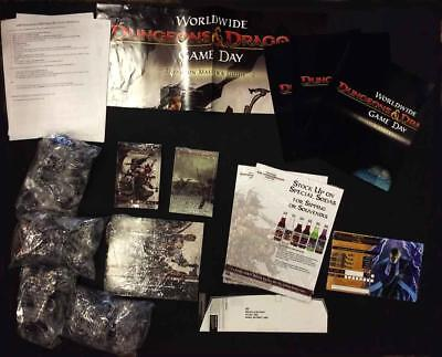 WOTC D&D 4e Dungeon Master's Guide 2 Gaming Night Kit Box NM