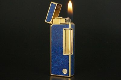 Dunhill Rollagas Lighter Refurbished NewOrings Working Over hauled Vintage #844