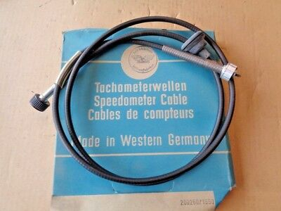 Opel Commodore A 2,2 2,5 GSE Tachowelle Speedometer Cable 1268073 NEU