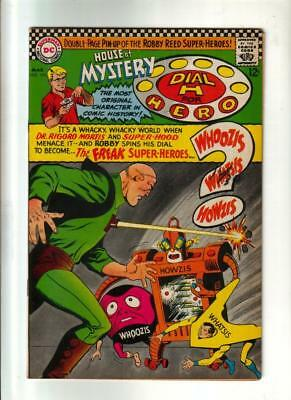 House of Mystery #165- Robby Reed  DC 1966 VF+