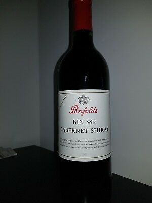Penfolds Vintage 1998 Bin 389 Cabernet Shiraz - Immaculate Condition!!!