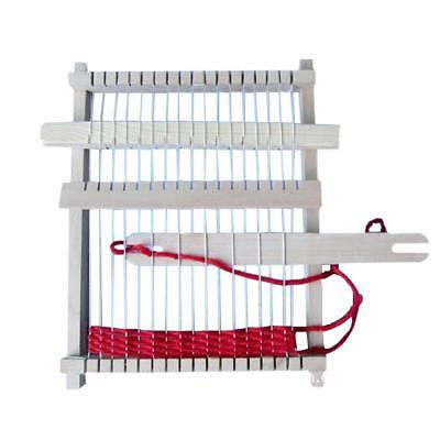 DIY Yarn Needlework Scarf Hand Knitting Craft Machine Loom Stitching Tool Toy