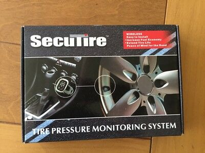 Tire Pressure Monitoring System For Truck And Rv