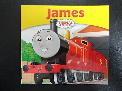 Thomas The Tank Engine & Friends - Book 2 : James - Birthday or Christmas Gift