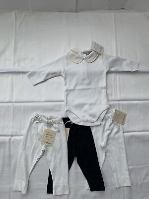 Baby Set ( Top And Leggins)0-3 Months